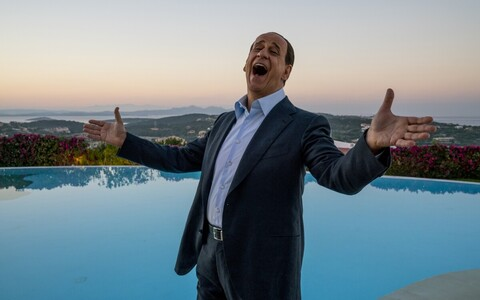 Kaader Paolo Sorrentino filmist