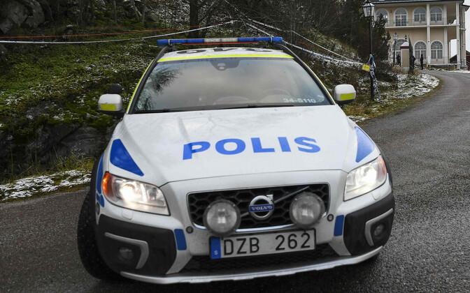 Rootsi politsei.