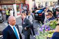 Hollandi kuningas Willem-Alexanderi külaskäigu ajal tuli politseinikel turiste veidi ka eemal hoida, et kolonnid vanalinnas ikka liikuma pääseks.