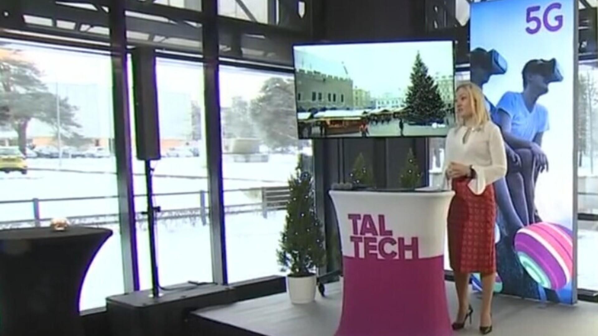 Telia, Ericsson launch 5G pilot network in Tallinn | News | ERR