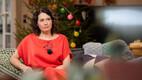 Elisabet Reinsalu loeb ETV eetris jõulusalme