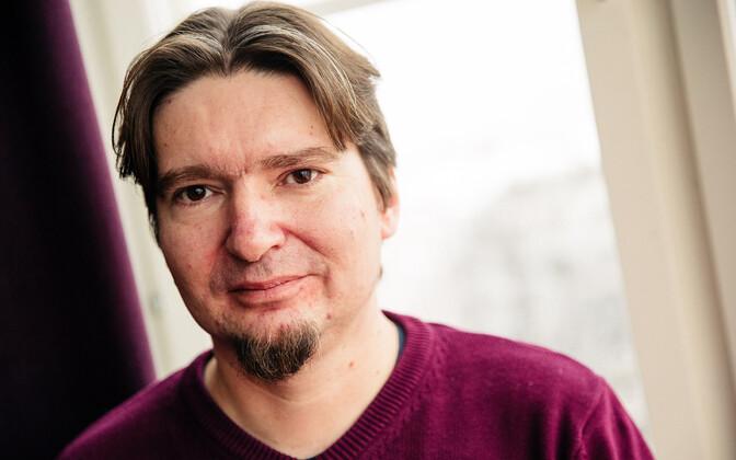Andrey Krashevskiy.