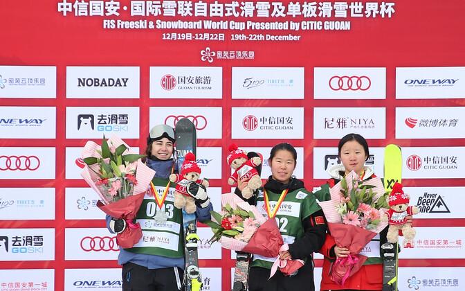 Rachael Karker, Kexin Zhang, Fanghui Li