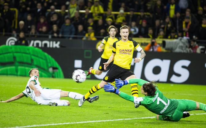 d149a78fbb2 Borussiate lahingus teenis napi võidu Dortmund | Jalgpall | ERR