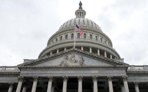 Американский Конгресс. Иллюстративная фотография.