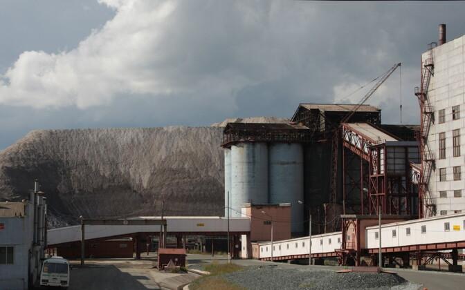 Solikamski kaevandus.