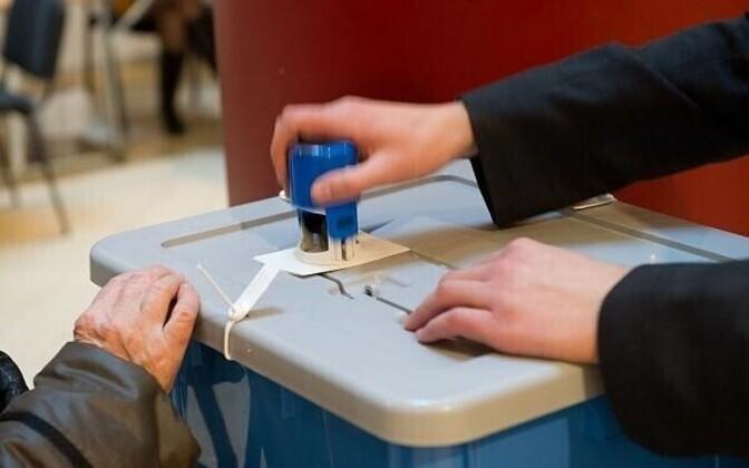 A ballot box (picture is illustrative).