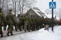 Kuperjanovi jalaväepataljon sai saja-aastaseks.