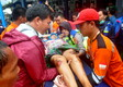 Indoneesiat tabanud hiidlaine tõi kaasa sadu hukkunuid.