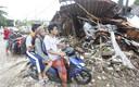 Indoneesia hiidlaine tõi kaasa sadu hukkunuid.