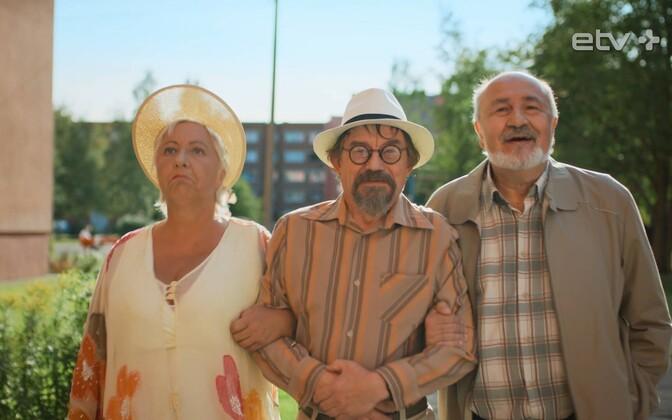 Сцена из фильма LasnaГорск