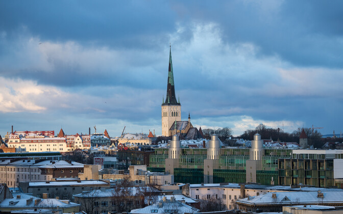 St. Olaf's Church in Tallinn will be hosting its annual Christmas celebration for the homeless and disadvantaged on Friday.