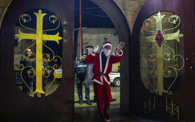 Jõuluvana Iraagis