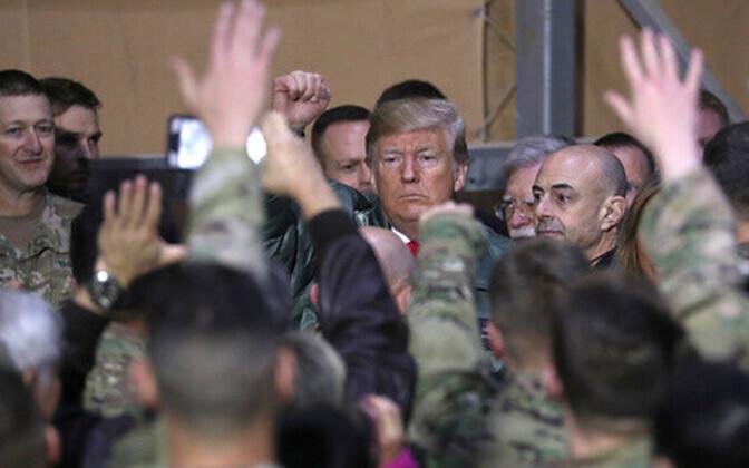 Donald Trump Iraagis