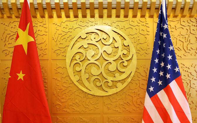 Hiina ja USA.
