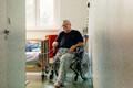 Edgar Savisaar annab intervjuu Jõgeva hooldushaiglast