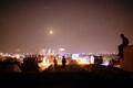 Лунное затмение с крыши Горхолла.