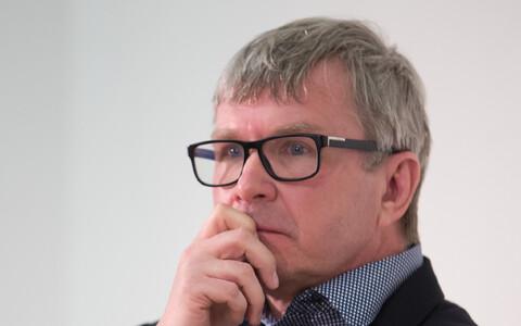 EKA rektor Mart Kalm.