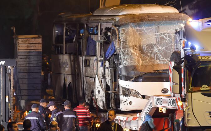 Террористы не первый раз совершают нападения в Египте перед Новым годом.