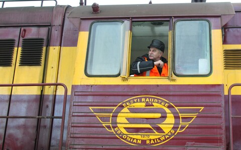 Estonian Railways, or EVR, is one of the larger Estonian state-owned companies.