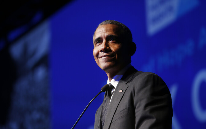 USA 44. president Barack Obama.