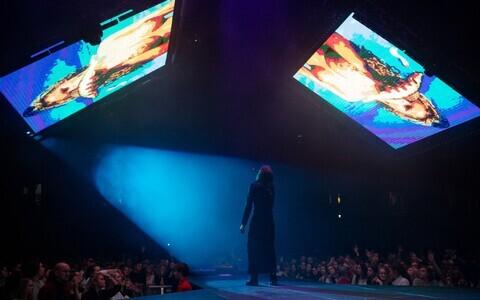 Tommy Cash ja Charli XCX vallutasid Saku Suurhalli.