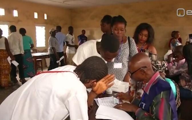 kongo valimised