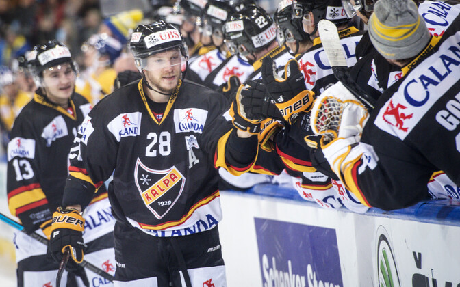 Хоккеисты финской команды