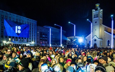 Estonia's centennial year will go out with a bang with coordinated New Year's Eve celebrations across the country.