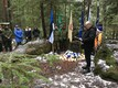 Metsavendade mälestuspäev Põrgupõhja staabipunkri asukohas Raplamaal