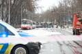 Liiklusseisak Kadriorus Narva maanteel