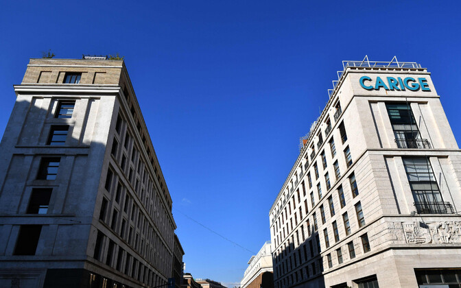 Carige pank Roomas.