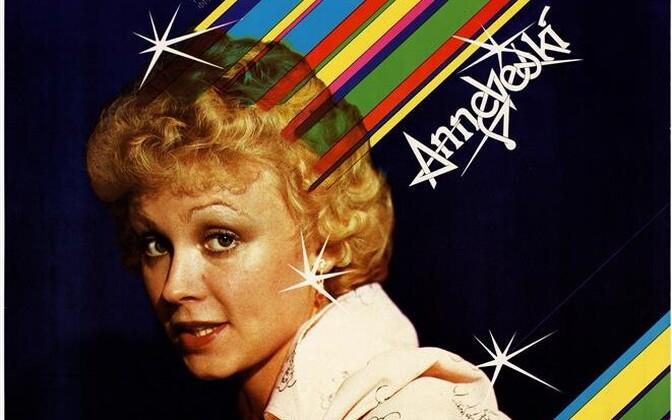 Anne Veski tähistab 40 aastat laval.