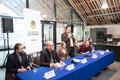 Пресс-конференция партии