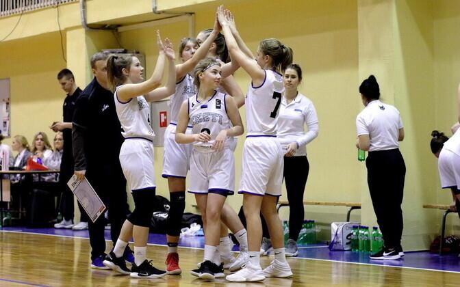 Eesti neidude U-16 korvpallikoondis