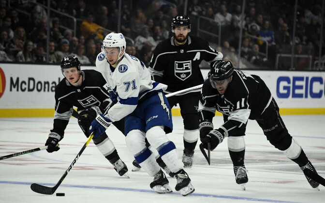 LA Kings - Tampa Bay Lightning