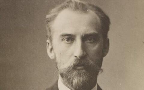 Jaan Tõnisson (fotol 1903. a)