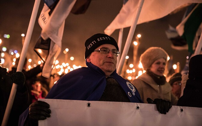 The 2019 event will be EKRE's sixth 24 February torchlight procession in a row.