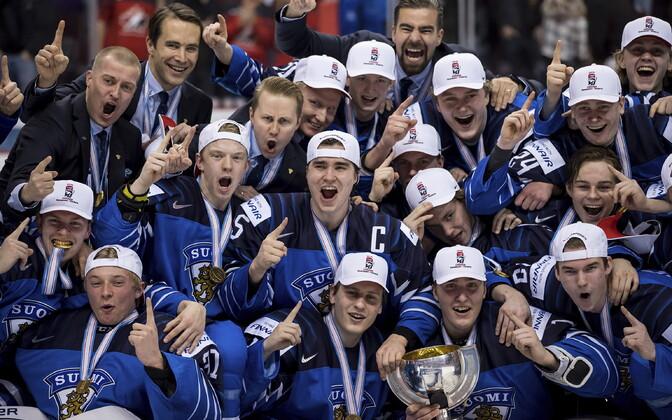 Soome U-20 jäähokikoondis