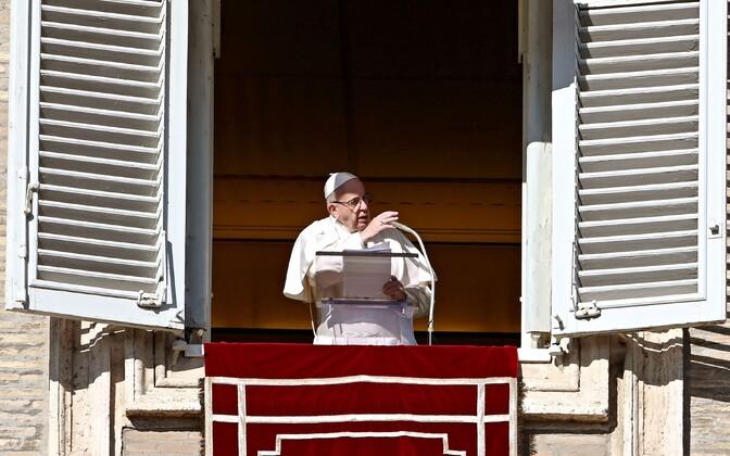 Папа римский.