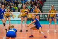 Женская сборная Эстонии по волейболу в Тарту одержала домашнюю победу над сборной Швеции со счетом 3:1
