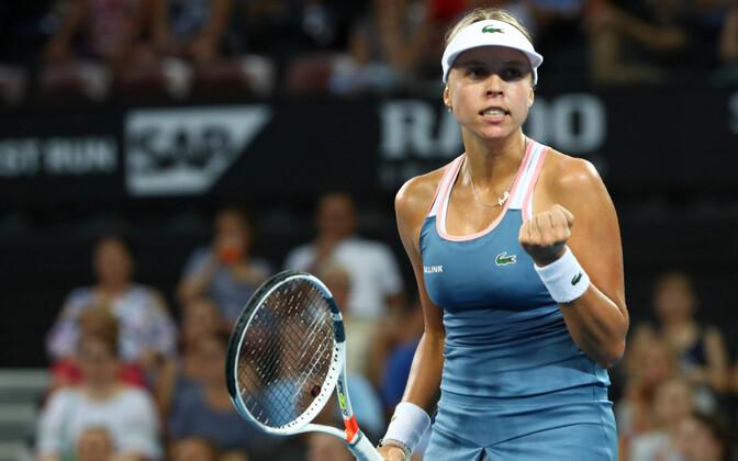 Анетт Контавейт мечтает попасть в ТОП-10 рейтинга WTA.