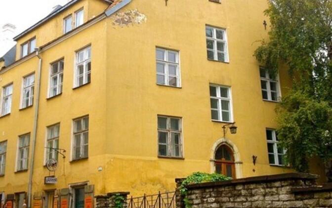 Таллиннская Домская школа