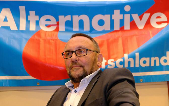 AfD rahvasaadik Frank Magnitz.