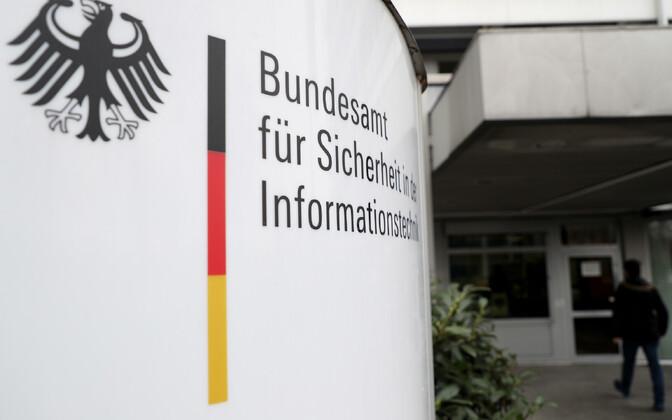 Saksamaa föderaalne küberkaitseamet BSI.