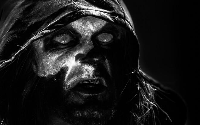 Norra black metal bänd Taake.