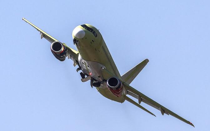 Suhhoi Superjet 100.
