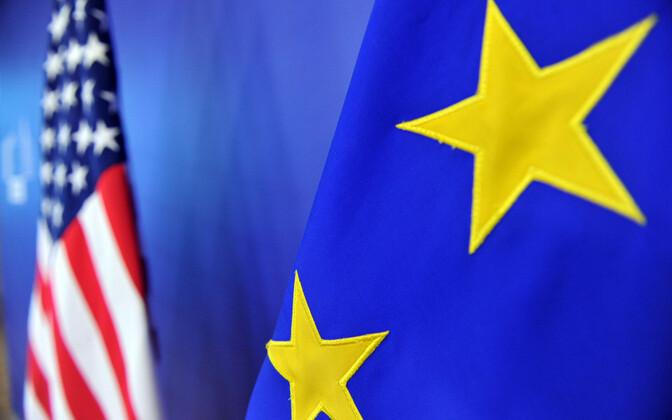 USA ja Euroopa Liit.