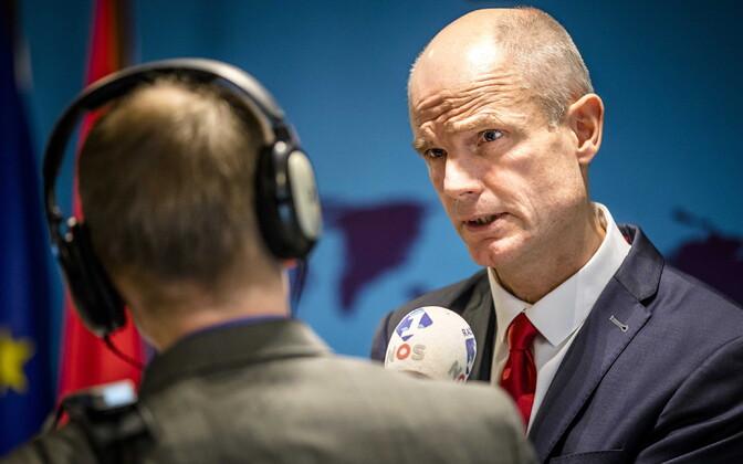 Hollandi välisminister Stef Blok.