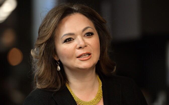 Advokaat Natalja Vesselnitskaja.